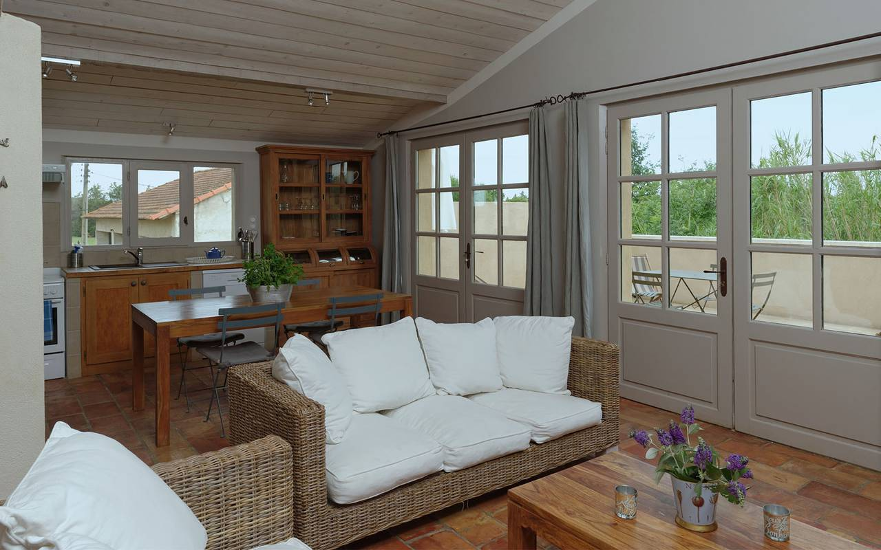 holyday flat in South of France